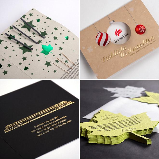 Weihnachtskarten Firma Individuell.Drucksachenexpress Ag Weihnachtskarten Papiere Visitenkarten Und