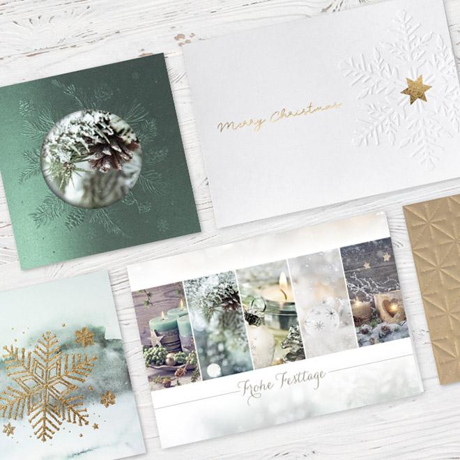 Drucksachenexpress Ag Weihnachtskarten Papiere